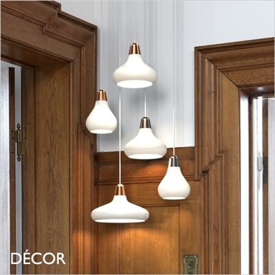 BLOOM 16, BLOOM 21 & BLOOM 29 PENDANT LIGHT