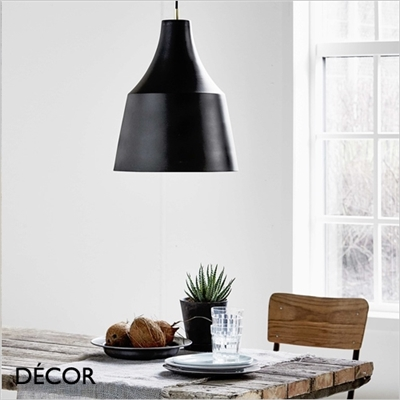 GRACE 25 & GRACE 32 PENDANT LIGHT, BLACK