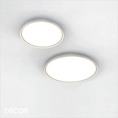 LA LUNA CEILING LIGHT, LED, WHITE