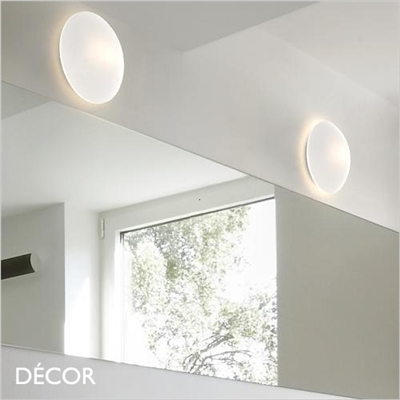 STANDARD CEILING LIGHT, LED, WHITE
