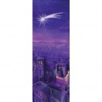 Advent Star Banner 1.2m x 0.5m No. 2