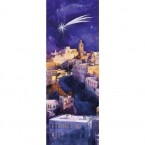 Advent Star Banner 1.2m x 0.5m No. 1