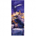 Advent Star Banner 3.3m x 1.2m No. 1