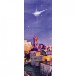Advent Night over Bethlehem Banner 3.3m x 1.2m