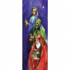 Christmas 3 Kings Banner 3.3m x 1.2m