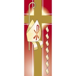 Confirmation Holy Ghost Banner 3.3m x 1.2m ( LARGE NO 4)