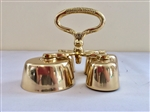 4 Tone Gold Bell
