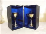 Chalice and ciborium holder