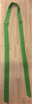 Green altar server's cincture 1.8m
