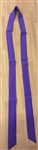 Purple altar server's cincture 1.8m