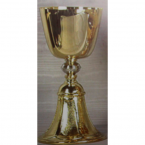 Chalice with Cast Base