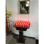 Electric Candelabra (33) Red