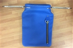 Blue Locking Collection Bag