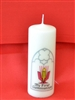 Communion  Candle 6 x 2.3 inch (20)