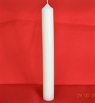 12x1,3/8inch/35mmx30cm Ivory Altar Candle (24)