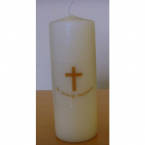 6x2.375inch In Loving Memory Pillar Candle (20)