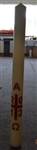 40x4inch Paschal Candle with Wax Relief and Incense Grains