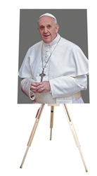 PICTURE OF POPE FRANCIS  (LARGE)
