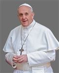 PICTURE OF POPE FRANCIS  (SMALL)