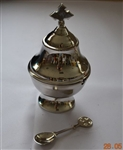 Incense Burner with Spoon