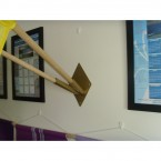 Wall-Mounted Flag Holder (2)