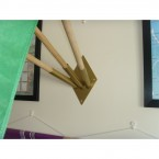 Wall-Mounted Flag Holder (3)