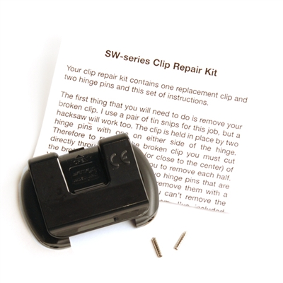 Clip Replacement Kit for SW & AT-series Pedometers