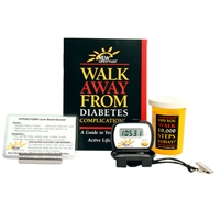 "NEW-LIFESTYLES DIGI-WALKERâ""¢ Pedometer Weight Control System"