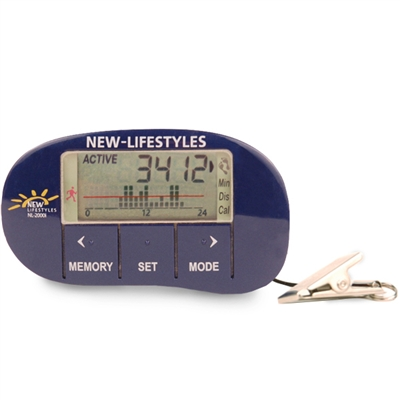 NEW-LIFESTYLES NL-2000i Blue Accelerometer