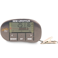 NEW-LIFESTYLES NL-2000i Silver Accelerometer