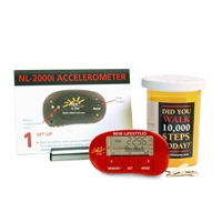 NEW-LIFESTYLES NL-2000i Rx 10,000 STEPS Gift Pack
