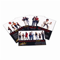Physical Activity 5-Pack of Posters