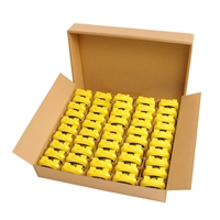 "Yellow SW-401 DIGI-WALKERâ""¢ Pedometer Bulk Packs of 50"