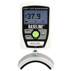 Baseline Electronic Load Cell Push Pull Dynamometer, Load Cell Push Pull Dynamometer, Load Cell Push Pull Dynamometers, Electronic Push Pull Dynamometers,
