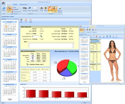 body tracker assessment software