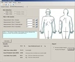 Harpenden Software - Harpenden Skinfold Software, Harpenden Skinfold Calipers, Skinfold Calipers, Body Fat Measurement,