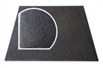 Gym Flooring Tiles, Gym Rubber Flooring Tiles,  Exercise Rubber Flooring Tiles, Black Rubber Flooring Tiles, Rubber Flooring Tiles, Gym Rubber Tiles, Gym Mats,