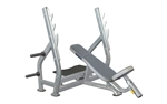 Healthstream Commercial Olympic Incline Press Bench