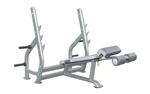 Healthstream Commercial Olympic Decline Press Bench