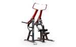 Healthstream Commercial Plate Loaded Lat Pull Down