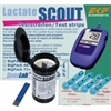 Lactate Scout Test Strips Pack 24 - Lactate Scout Strips, Lactate Scout Analysers, Lactate Scout, Lactate Analysers, Lactate Analyser Strips,