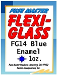 Flexi-Glass Blue Enamel