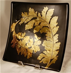 Gold Foil - 10 Leaves