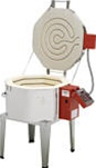 GTS 18-9 - Evenheat Kiln with  Rampmaster Controller