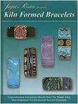 Kiln Formed Bracelets by Jayne Persico