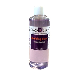 Modeling Glass Liquid Medium Refill 4oz. Jar