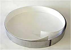 "7"" Casting Ring, Sink Mold Stand"