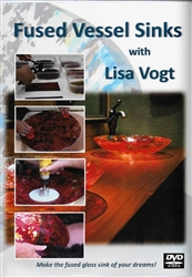 Fused Vessel Sinks With Lisa Vogt DVD