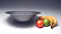 Stainless Steel 16 Inch Tapered Bowl