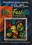 Vitri-Fusaille, Fusing with Traditional Glass Painting